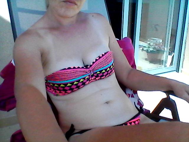 Webcamsex met blond82