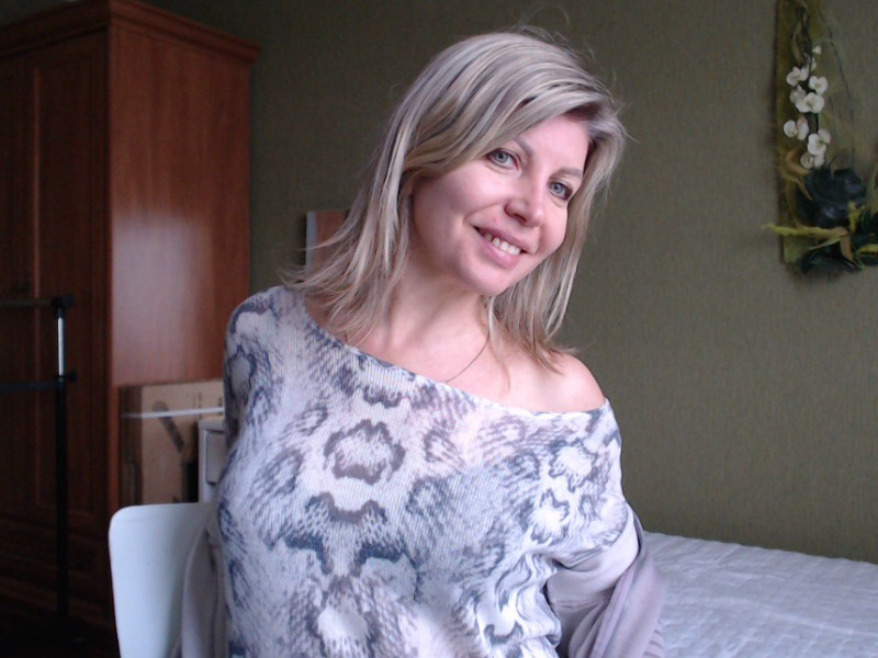Webcamsex met blondy_candy