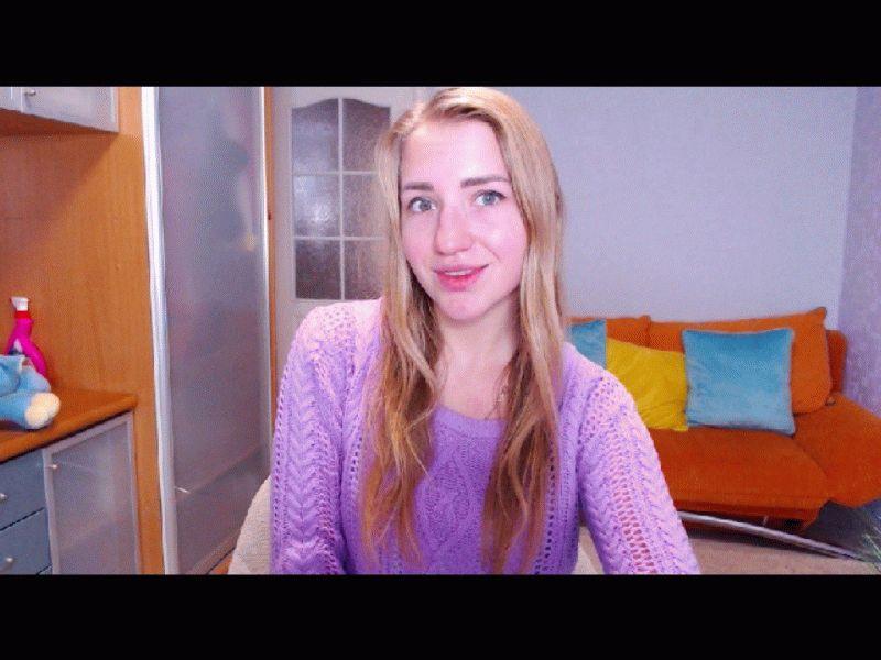Webcamsex met crazyblond