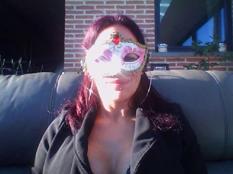 Webcamsex met emelia