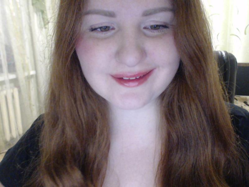 Webcamsex met gingerr